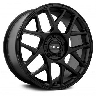 KMC® - KM708 BULLY Satin Black