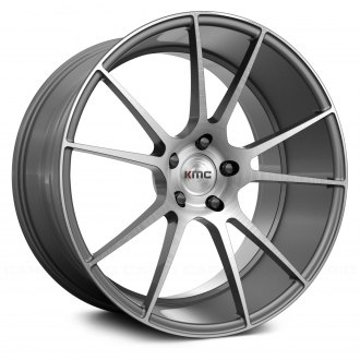 KMC® - KM709 Brushed Silver