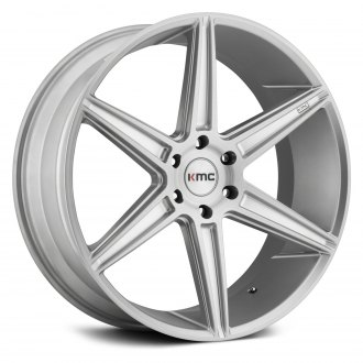 KMC® - KM712 PRISM TRUCK Brushed Silver