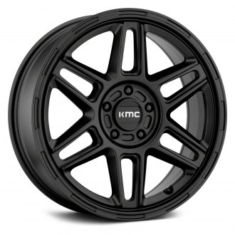 KMC® - KM716 NOMAD Satin Black