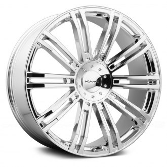 KMC® - KM677 D2 Chrome