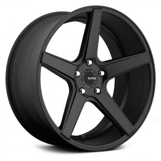 KMC® - KM685 DISTRICT Satin Black