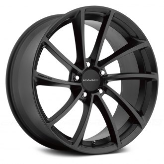 KMC® - KM691 SPIN Satin Black