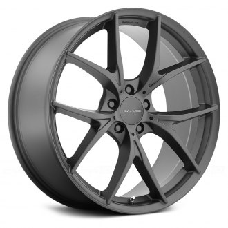 KMC® - KM694 WISHBONE Satin Black