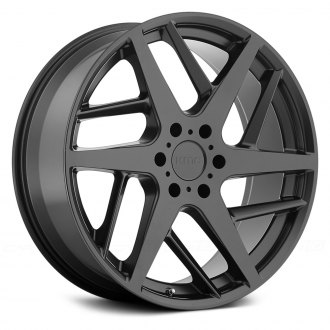 KMC® - KM699 Satin Black