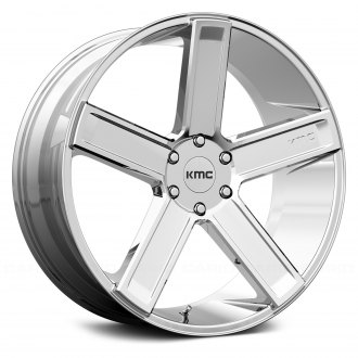 KMC® - KM702 Chrome