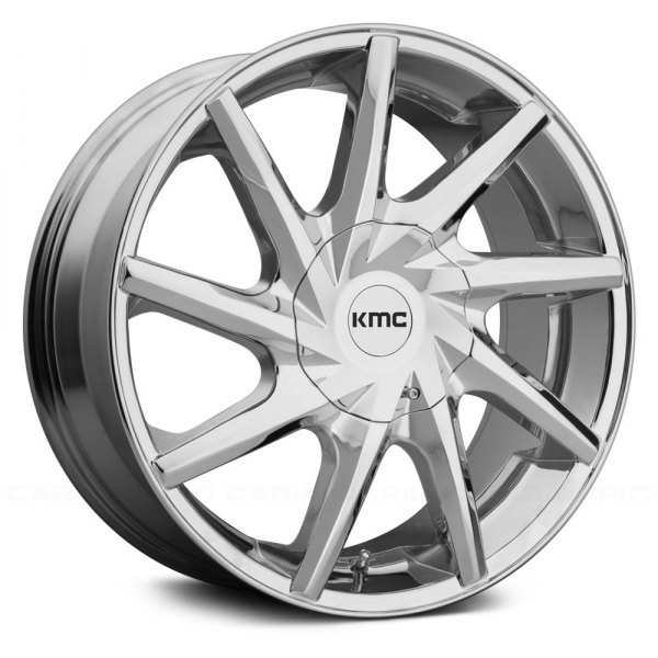 KMC® - KM705 BURST Chrome