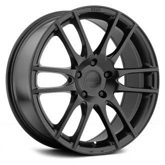 KMC® - KM696 PIVOT Satin Black