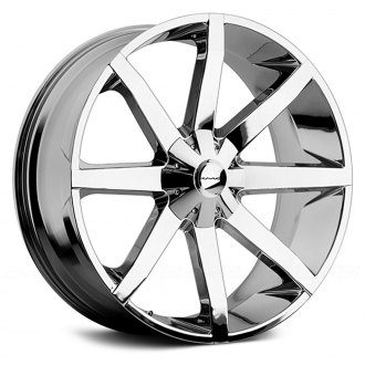 KMC® - KM651 SLIDE Chrome