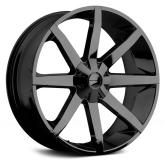 KMC® - KM651 SLIDE Gloss Black