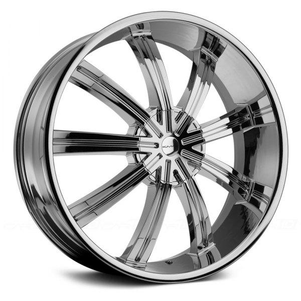 Wheels on Kmc Widow Chrome 1 Jpg