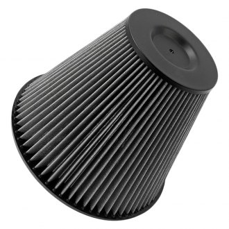 "K&N® - Drag Racing Base Mount Scoop Filter (8.875"" H x 9"" BID x 11"" BOD x 5.875"" TOD)"