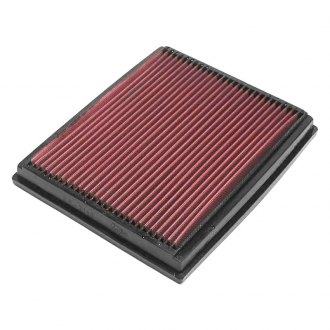 "K&N® - 33 Series Panel Red Air Filter (8.188"" OD)"