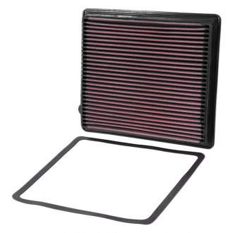 "K&N® - 33 Series Panel Red Air Filter (9.313"" L x 8.375"" W x 1.063"" H)"