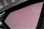 K&N® - 33 Series Air Filter - Installed
