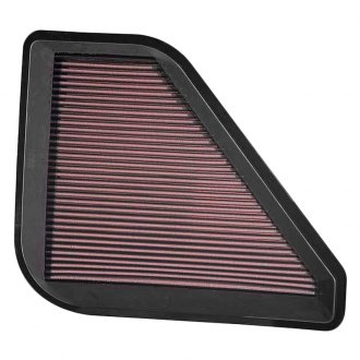 "K&N® - 33 Series Panel Red Air Filter (14"" L x 11.75"" W x 1"" H)"
