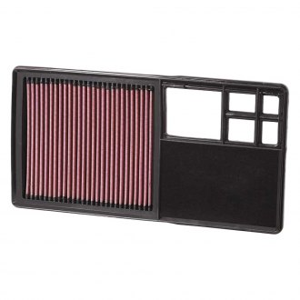 "K&N® - 33 Series Unique Red Air Filter (7.5"" OD)"