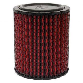 K&N® - Heavy Duty Round Straight Air Filter