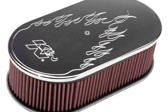 K&N® - Custom 66 Series Air Cleaner Assemby