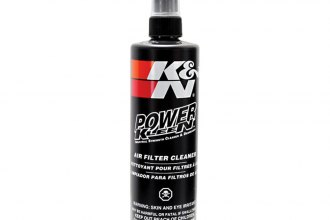 K&N® 99-0606 - Air Filter Cleaner and Degreaser (12-fl. oz. Squirt Bottle)