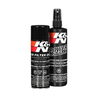 K&N® - Air Filter Cleaner Kit
