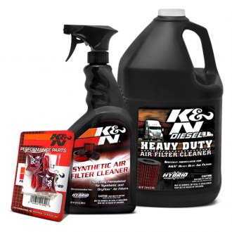 K&N® - Air Filter Cleaning Accessories