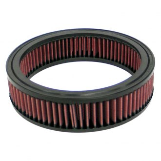 "K&N® - E Series Round Red Air Filter (9.25"" OD)"