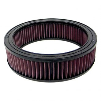 "K&N® - E Series Round Red Air Filter (9.313"" OD)"