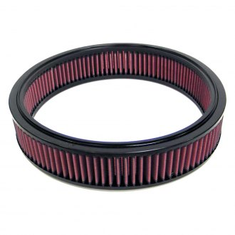 "K&N® - E Series Round Red Air Filter (13.25"" OD)"