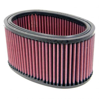 K&N® - E Series Oval Air Filter