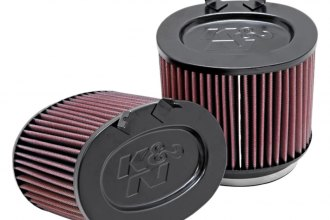 K&N® E-1999 - Oval Straight Air Filter