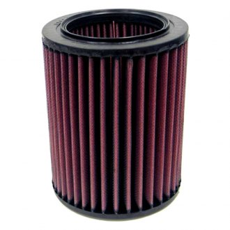 "K&N® - E Series Round Red Air Filter (5.063"" OD)"