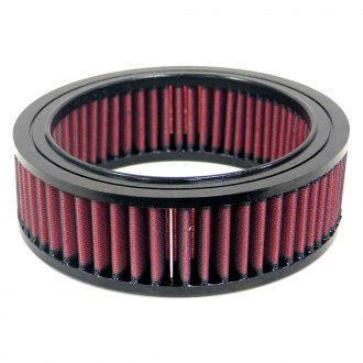 "K&N® - E Series Round Red Air Filter (7.5"" OD)"