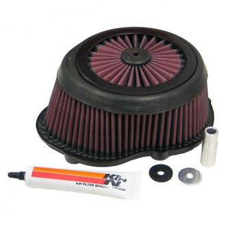 K&N® - Power Sport-Round Tapered-xstream Air Filter