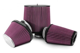 K&N® - Oval Tapered Air Filter