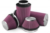 K&N® - Round Tapered Universal Air Filters