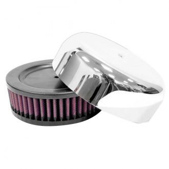 K&N® - Chrome Air Cleaner Assembly