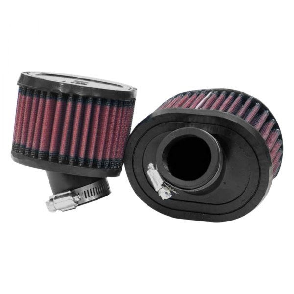 K&N® - Oval Straight Air Filter