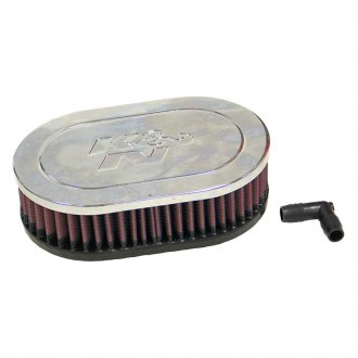 K&N® - Power Sport Oval Straight Air Filter