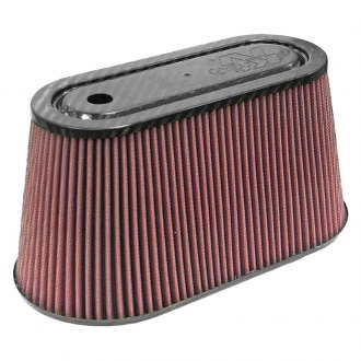 K&N® - Oval Tapered Universal Air Filter