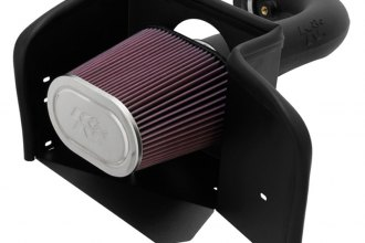 K&N® 57-1529 - 57 Series Generation II Air Intake Kit (1500 4.7L F/I)