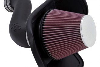 K&N® 57-1543 - 57 Series Generation II Air Intake Kit (3.5L V6)