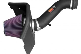 K&N® 57-1545 - 57 Series Generation II Air Intake Kit (3.7L F/I)