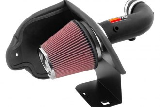 K&N® 63-1556 - 63 Series Aircharger Intake Kit (4.0L V6)