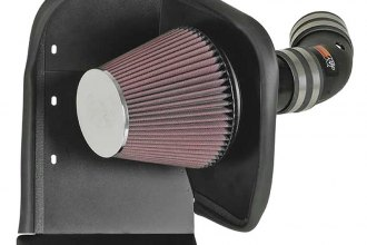 K&N® 63-3059 - 63 Series Aircharger Intake Kit (5.3L F/I)
