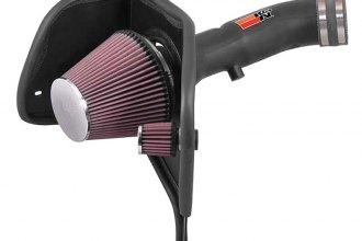 K&N® 63-3065 - 63 Series Aircharger Intake Kit (3.7L L5 F/I)