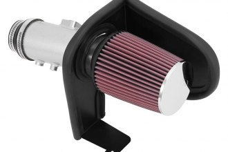 K&N® 69-1212TS - 69 Series Typhoon Cold Air Intake Kit