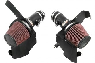 K&N® - 69 Series Typhoon Cold Air Intake Kit