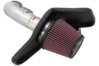 K&N® 69-4522TS - 69 Series Typhoon Cold Air Intake Kit (1.8L F/I)