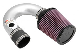 K&N® 69-8522TS - 69 Series Typhoon Short Ram Intake Kit (Celica GTS, Silver)